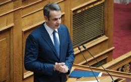 mitsotakis_parliament