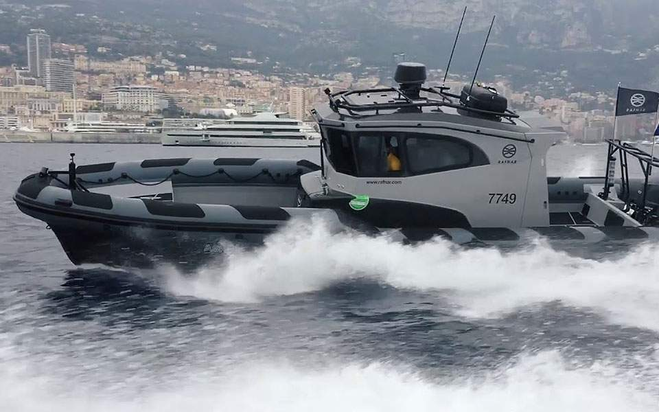 Shipowners donate 10 speedboats to coast guard