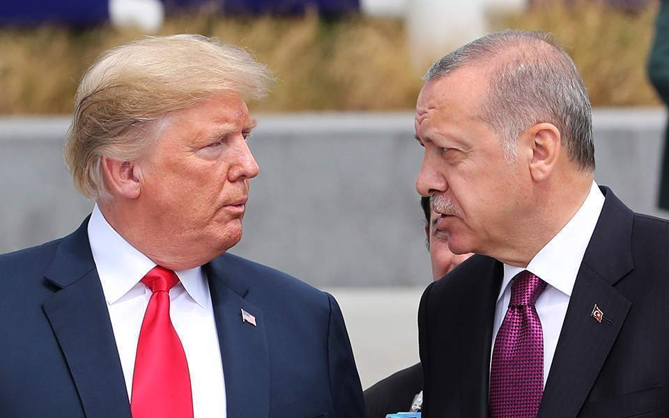 Image result for erdogan and trump bromance