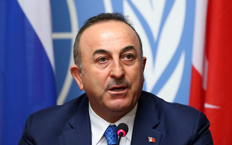 Turkey warns against attempts to violate its continental shelf