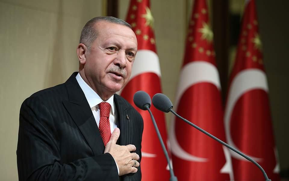 Erdogan says Turkey to boost cooperation with Libya