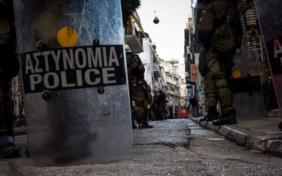 Athens to be put under tight police guard on Thursday and Friday