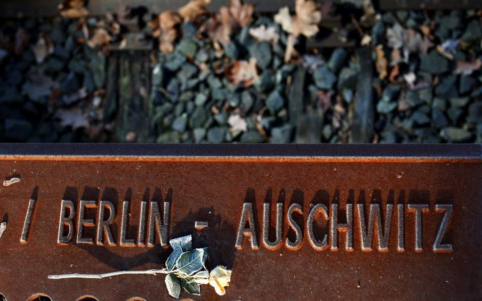Remembering those who were slaughtered at Auschwitz
