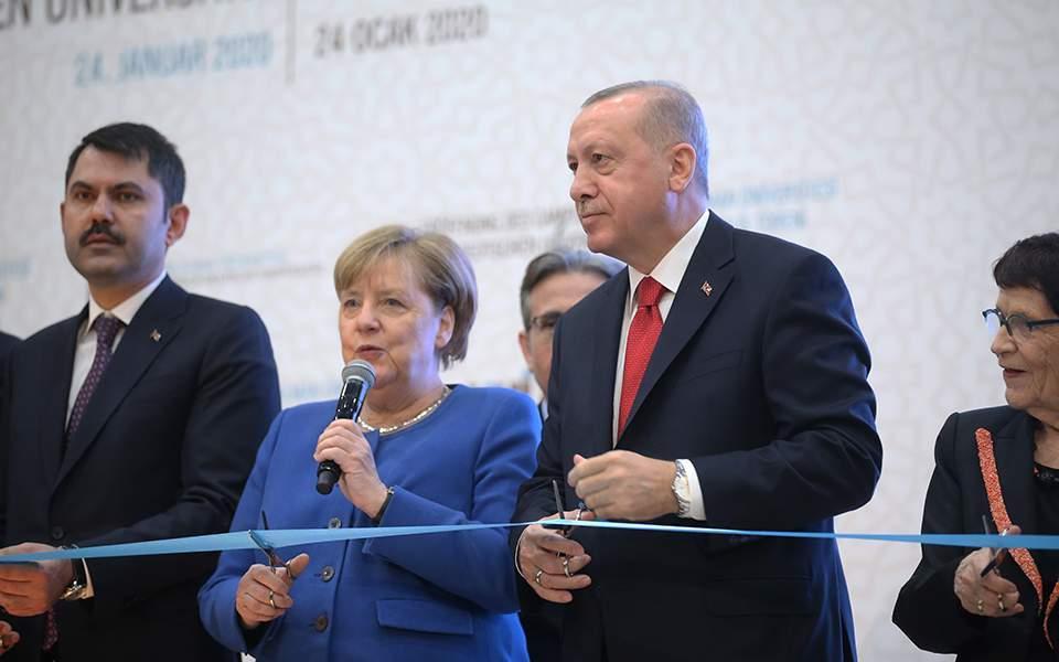 Erdogan says Libya's 'environment of chaos' may affect whole Mediterranean