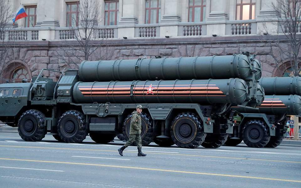Turkey aims to soothe NATO over Russian missiles