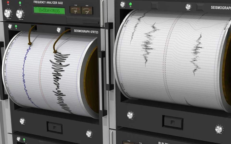 Three tremors shake Crete | Kathimerini
