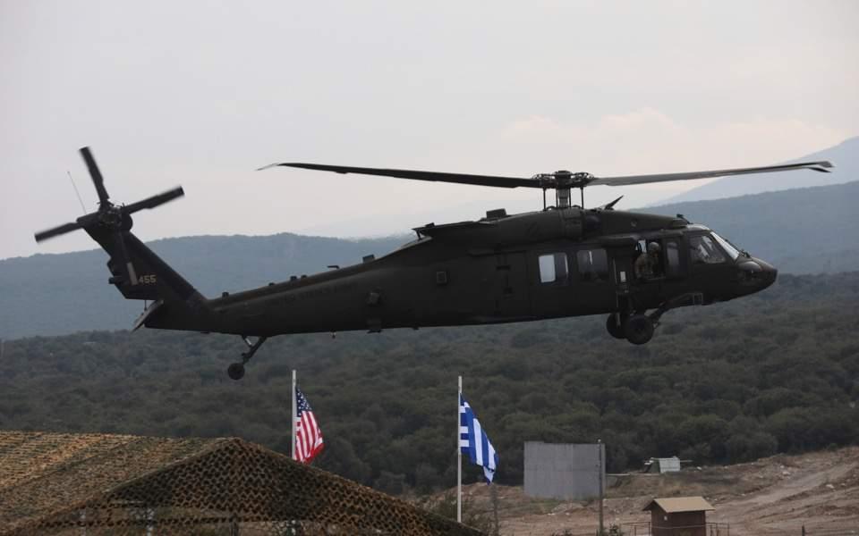 Greece, US hold live-fire drill after major base deal | Kathimerini