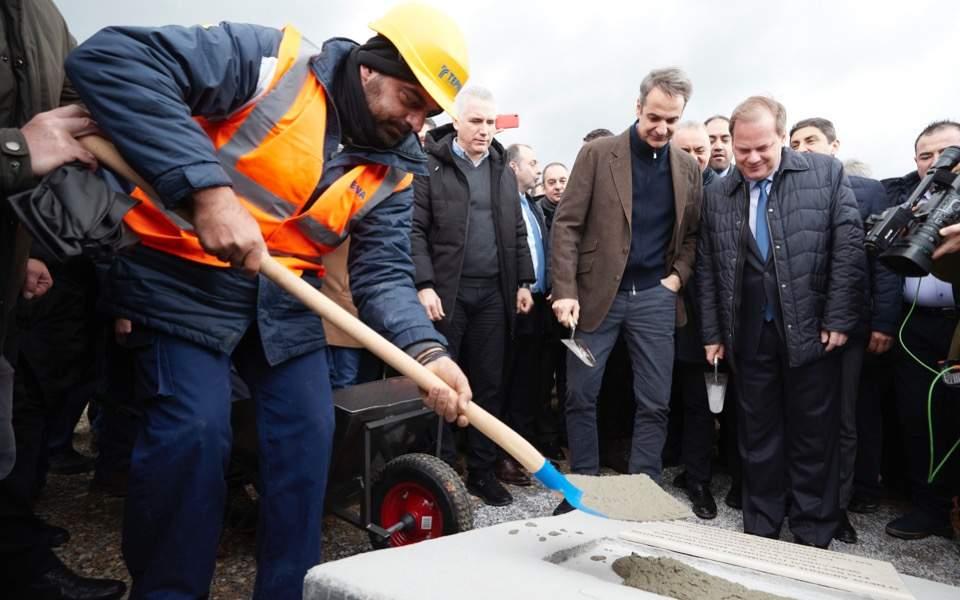 PM lays foundation stone for Crete's new airport | Kathimerini