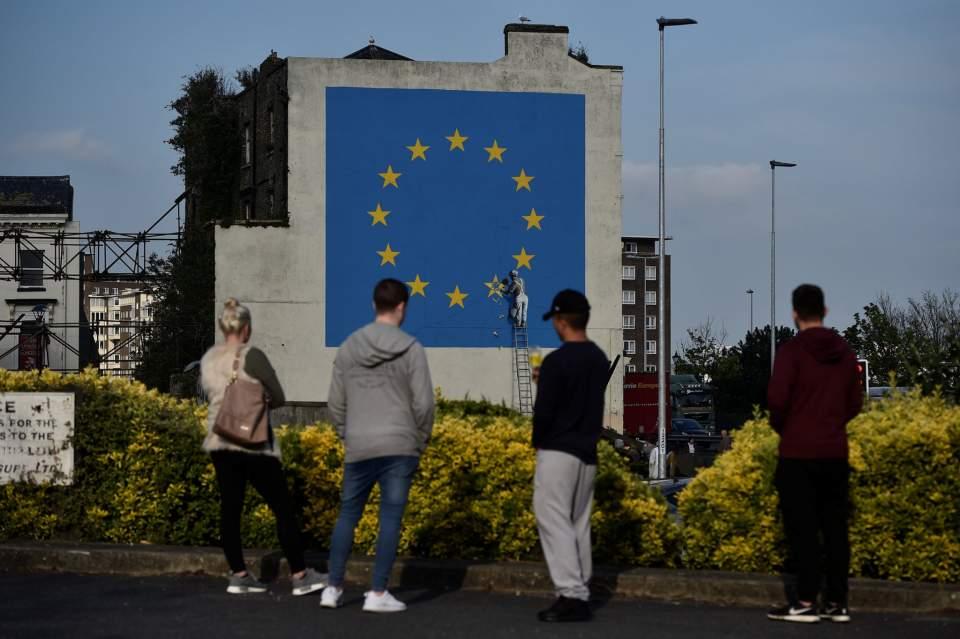 eu-flag-banksy