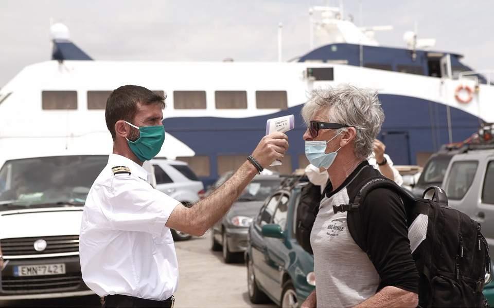 ferry-coronavirus