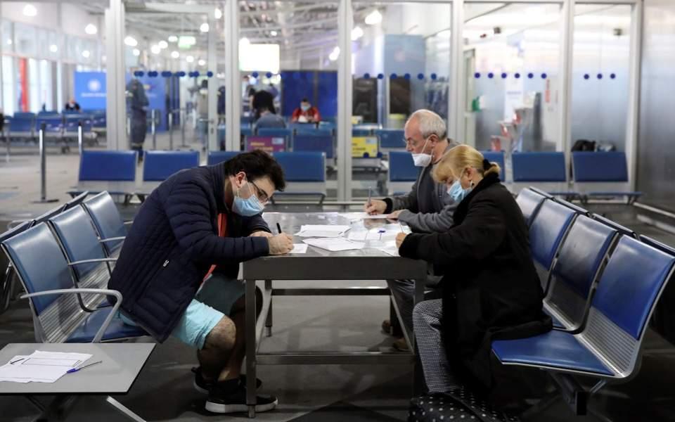 coronavirus-airport-athens