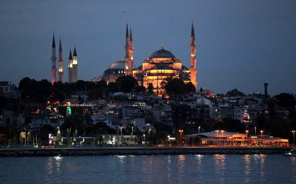 AHI welcomes Hagia Sophia comment by US envoy   Kathimerini