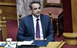 mitsotakis-parliament