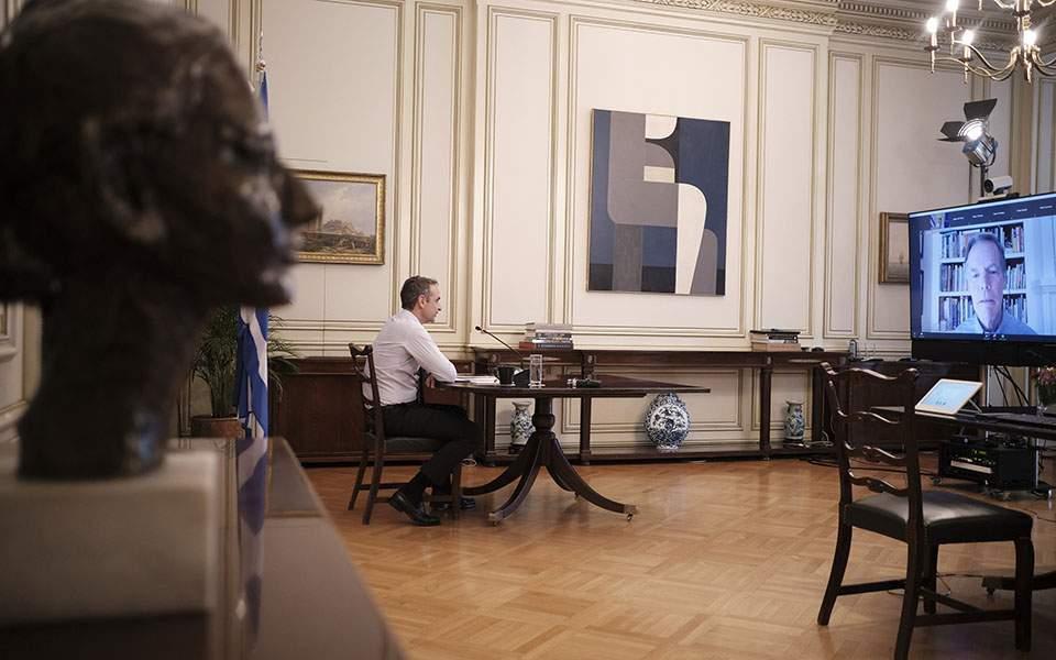 Pm Proposes Fresh Talks With Turkey On Maritime Zones Or World Court News Ekathimerini Com