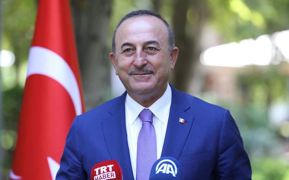 Turkey Says France S Macron Hysterical Over Syria Libya East Med News Ekathimerini Com