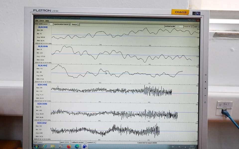 earthquake-intime