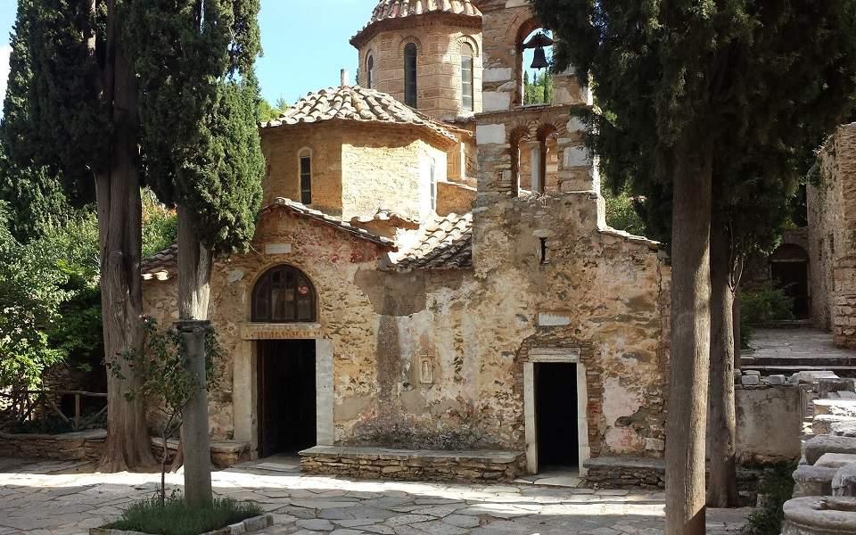 kaisariani-monastery