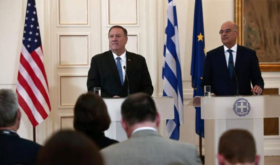 Pompeo in Greece next week | Kathimerini