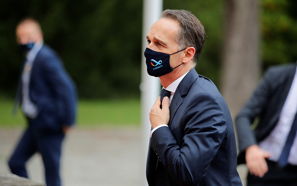Maas says Erdogan's attack against Macron is 'new low' | News |  ekathimerini.com