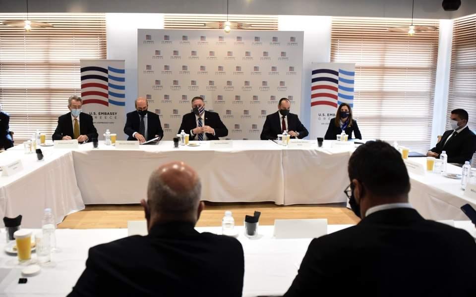 Northern Greece crucial to US energy plans, Stavros Tzimas | Kathimerini