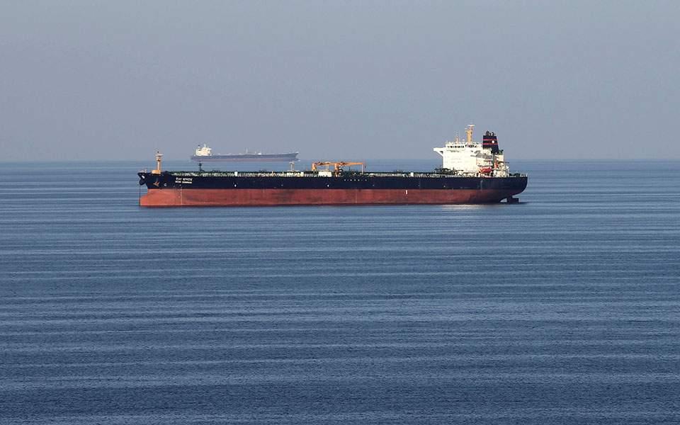 Turkish-flagged tanker drifting off Milos | Kathimerini