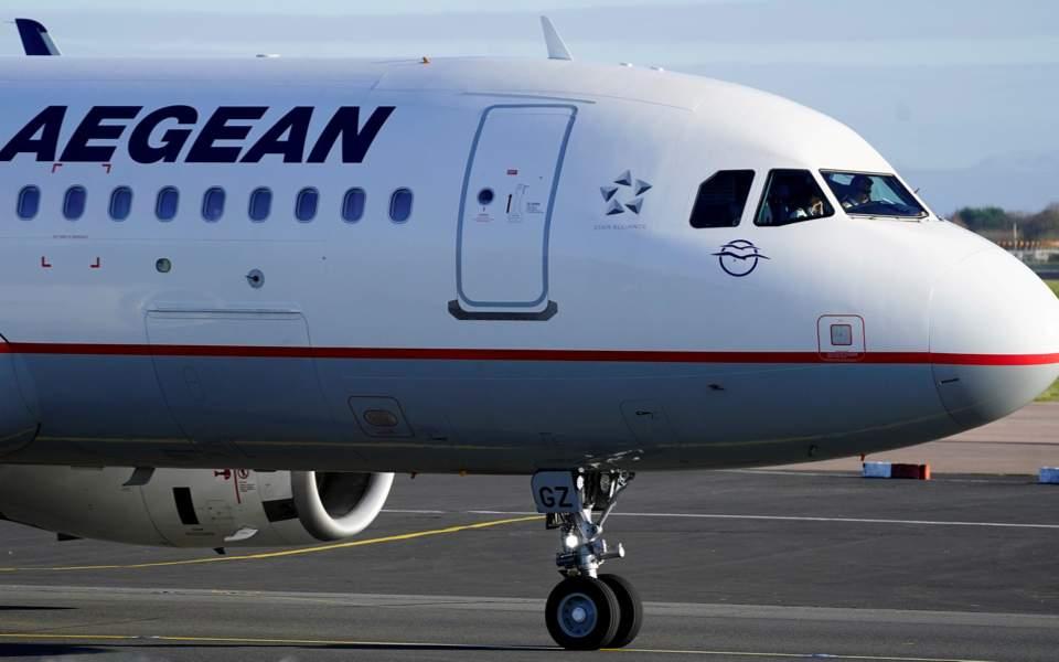 Cash boost proposed for Aegean Airlines | Business | ekathimerini.com