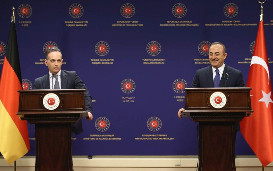 Cavusoglu says Turkey-EU in more 'positive place,' but chides Greece | News | ekathimerini.com