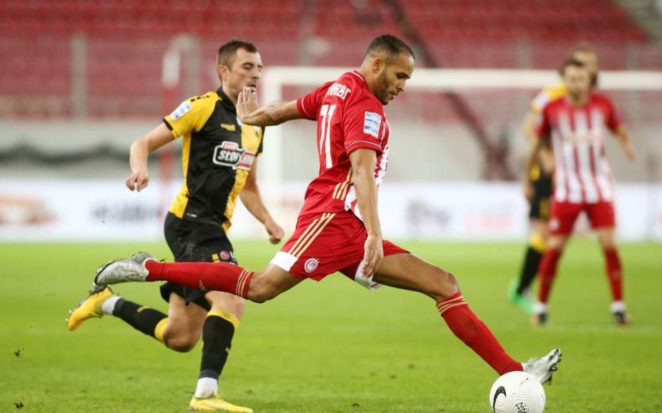 Olympiakos enjoys six-point lead in Super League | Sports ...