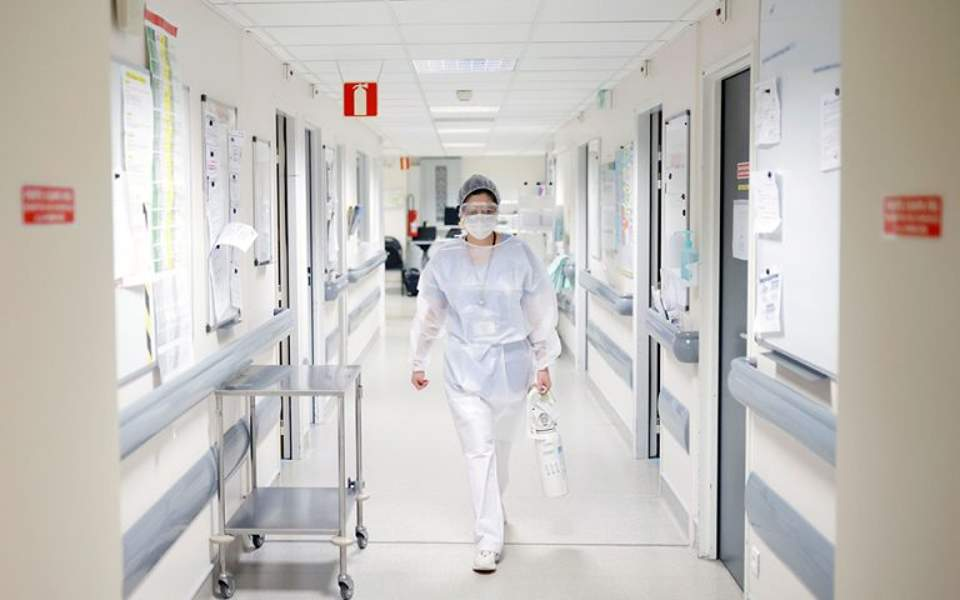 Authorities Report 543 New Virus Infections 33 Deaths News Ekathimerini Com