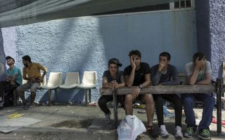 on-lesvos-tourist-comforts-clash-with-migrant-needs