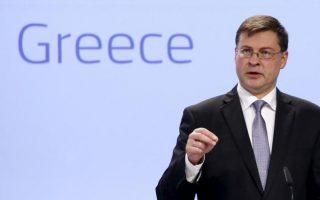 eu-amp-8217-s-dombrovskis-expects-greek-progress-regardless-of-government
