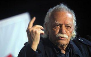 leftist-veteran-glezos-appeals-to-syriza-leadership-to-amp-8216-come-to-senses-amp-8217