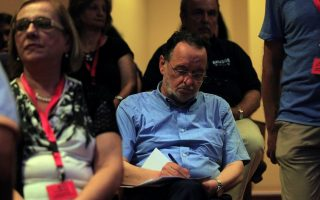 early-polls-and-congress-on-the-agenda-for-syriza