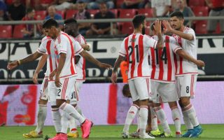 olympiakos-begins-super-league-title-defense-with-easy-win-on-opening-day