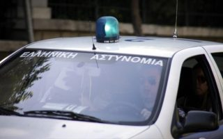 preveza-traffic-police-chief-amp-8217-s-car-targeted-in-arson-attack