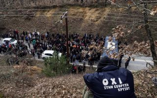 tension-rises-at-skouries-amid-rival-demos0