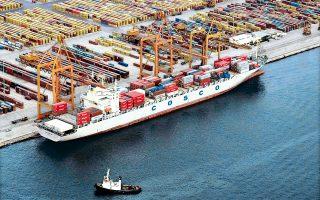 cosco-sees-piraeus-container-traffic-recover