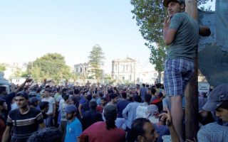 two-arrested-for-hurling-homemade-bombs-at-refugee-tents-on-lesvos0