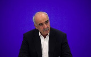 nd-will-seek-to-work-with-syriza-if-it-wins-vote-meimarakis-says