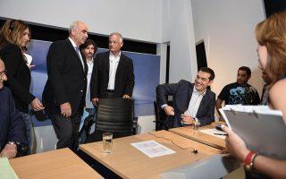 new-format-for-final-debate-between-tsipras-and-meimarakis
