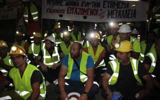 nine-more-gold-mine-protesters-released