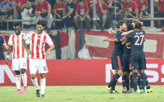 olympiakos-did-not-rise-to-the-bayern-occasion