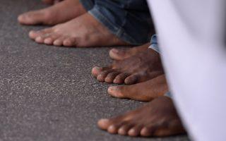 greek-refugee-migrants-forums-organizing-silent-walk