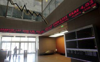 benchmark-little-changed-despite-hefty-bank-losses