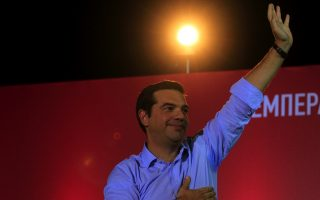 syriza-puts-on-brave-face-as-poll-shows-nd-pulling-ahead