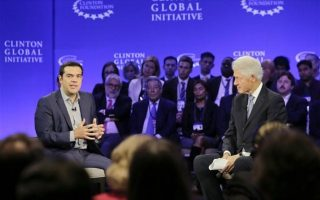 tsipras-vows-to-improve-conditions-for-investment-in-greece-at-clinton-event