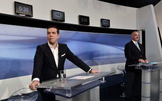 tsipras-meimarakis-spar-in-tv-debate