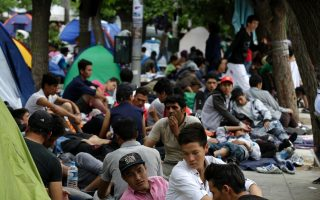 athens-mayor-calls-for-action-as-tensions-rise-at-makeshift-camp