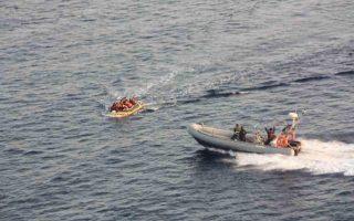 lesvos-coast-guard-rescues-43-refugees-including-paraplegic-woman
