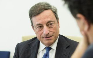 ecb-chief-calls-for-greek-debt-restructuring0
